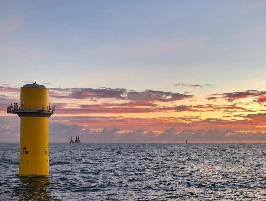 Offshore wind groeit in Europa met 18%